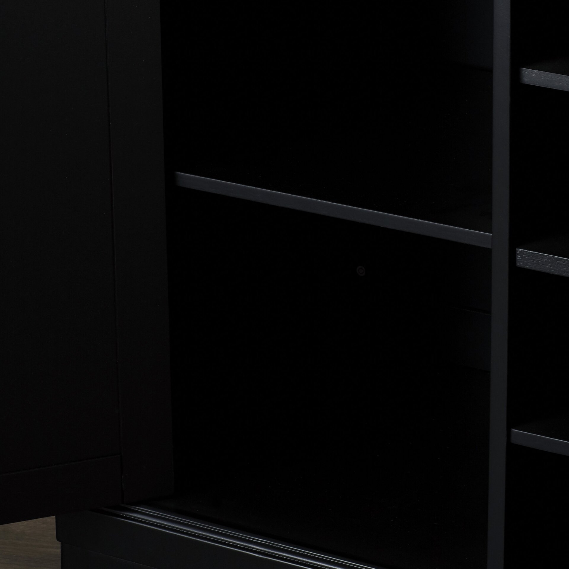Crosley LaFayette Buffet Server Sideboard Cabinet& Reviews Wayfair