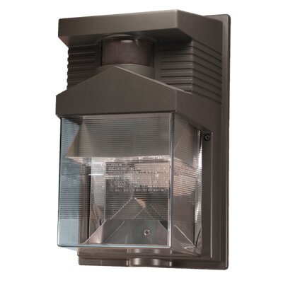 Heath Zenith Motion Activated 1 Light Outdoor Sconce