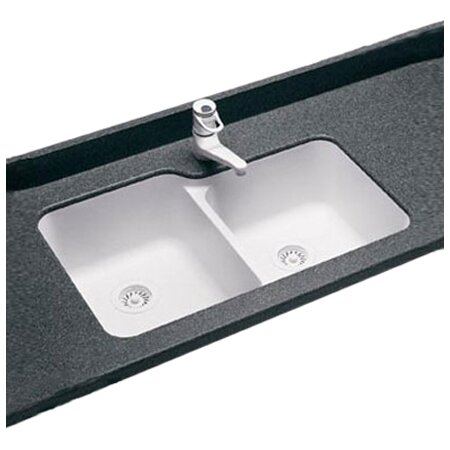 Swanstone swanstone classics 33 x undermount for Swanstone undermount sinks