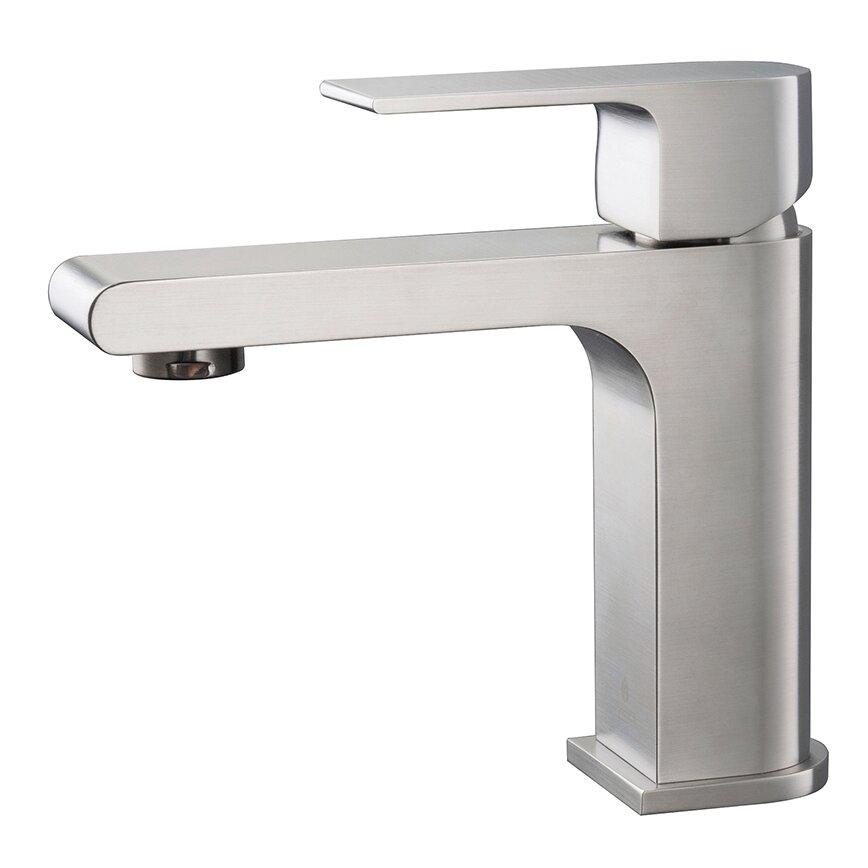 Fresca Allaro Single Handle Single Hole Faucet Reviews Wayfair