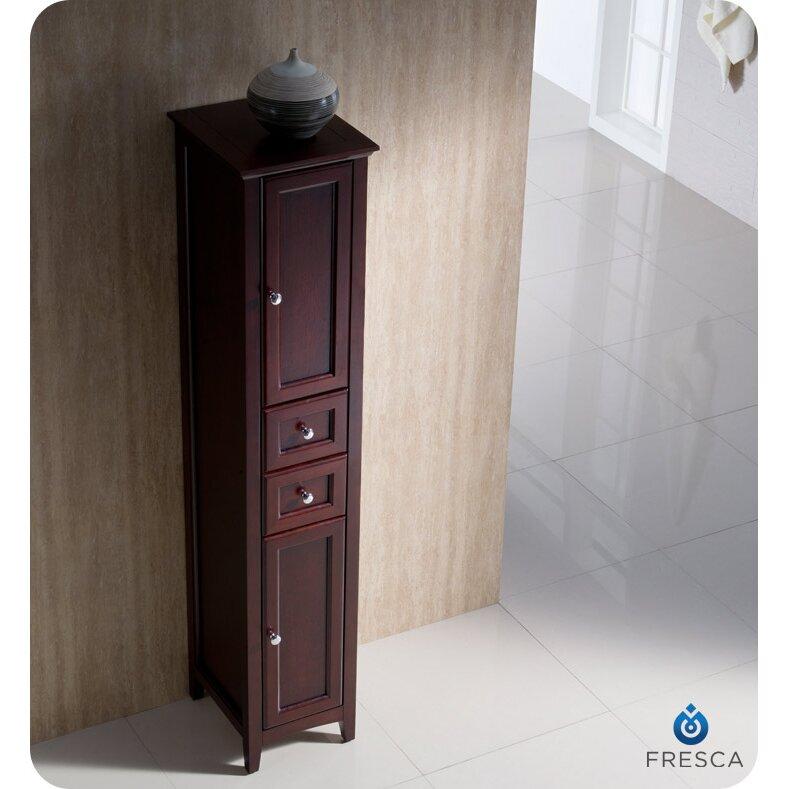 Fresca Oxford 14 X 68 Bathroom Linen Cabinet Reviews