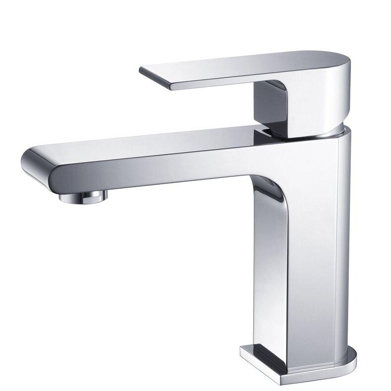 Fresca Allaro Single Handle Deck Mount Vanity Faucet Reviews Wayfair