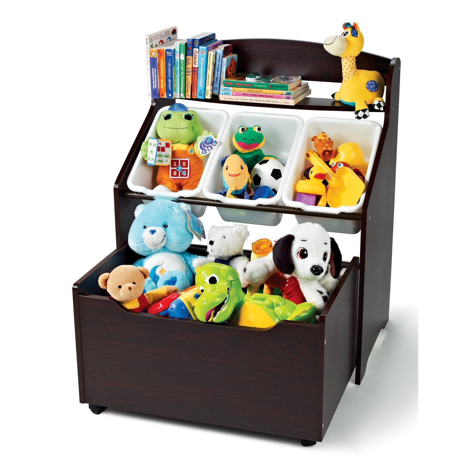 Tot Tutors Toy Organizer Amp Reviews Wayfair