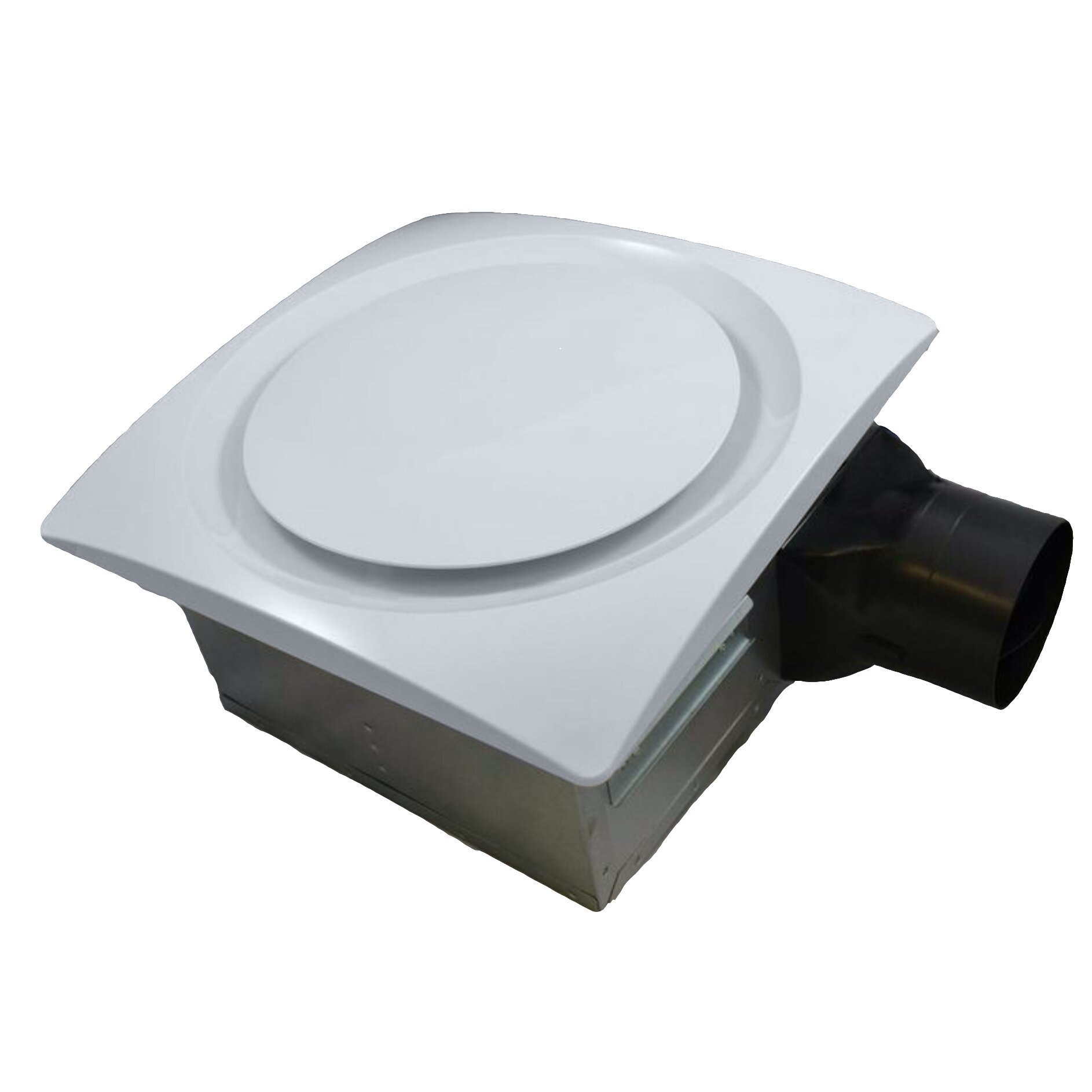 Aero pure slimfit 90 cfm energy star bathroom fan for 90 cfm bathroom fan