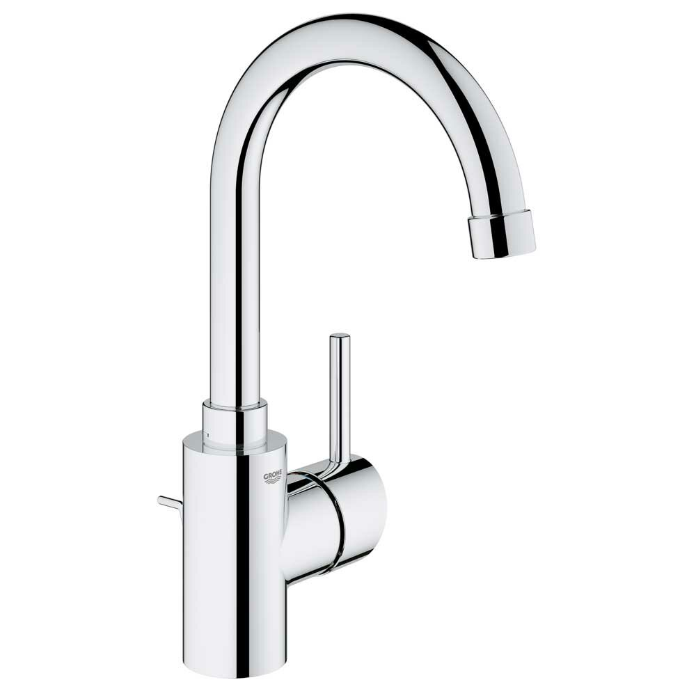 Grohe concetto single handle single hole bathroom faucet - Grohe concetto shower ...