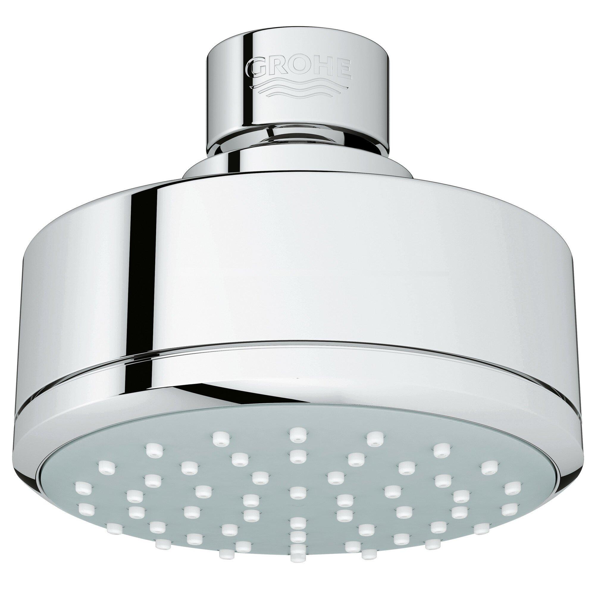 grohe new tempesta cosmopolitan shower head. Black Bedroom Furniture Sets. Home Design Ideas
