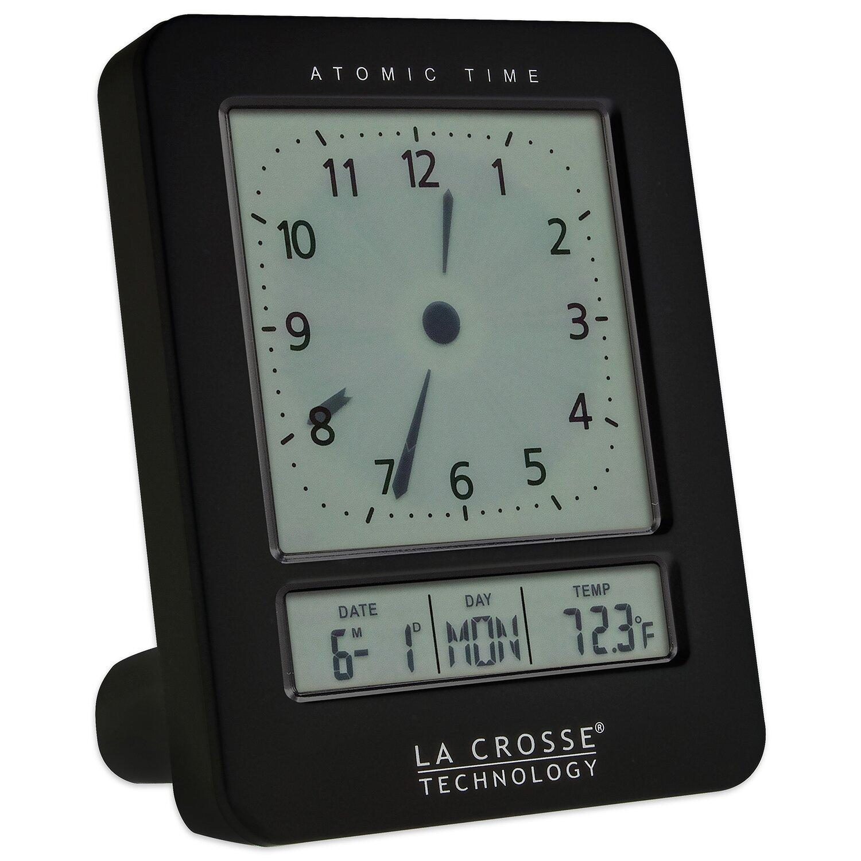 La Crosse Technology Atomic Alarm Clock