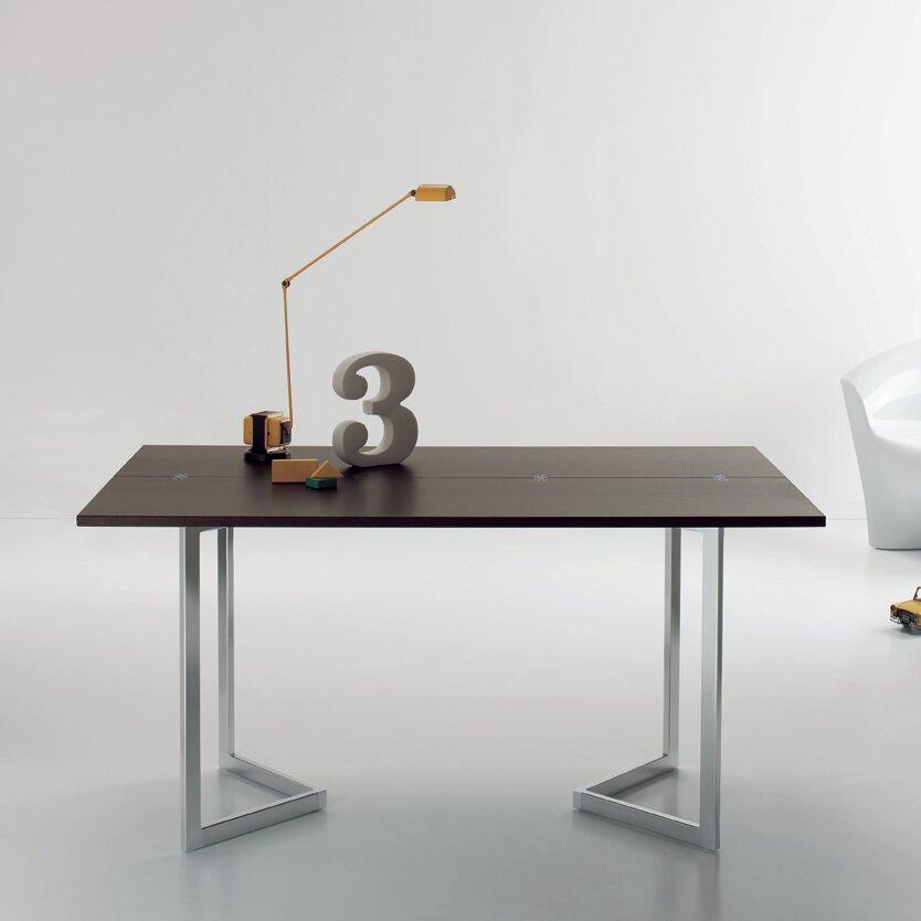Yumanmod oxford convertible console table wayfair for Convertible console table