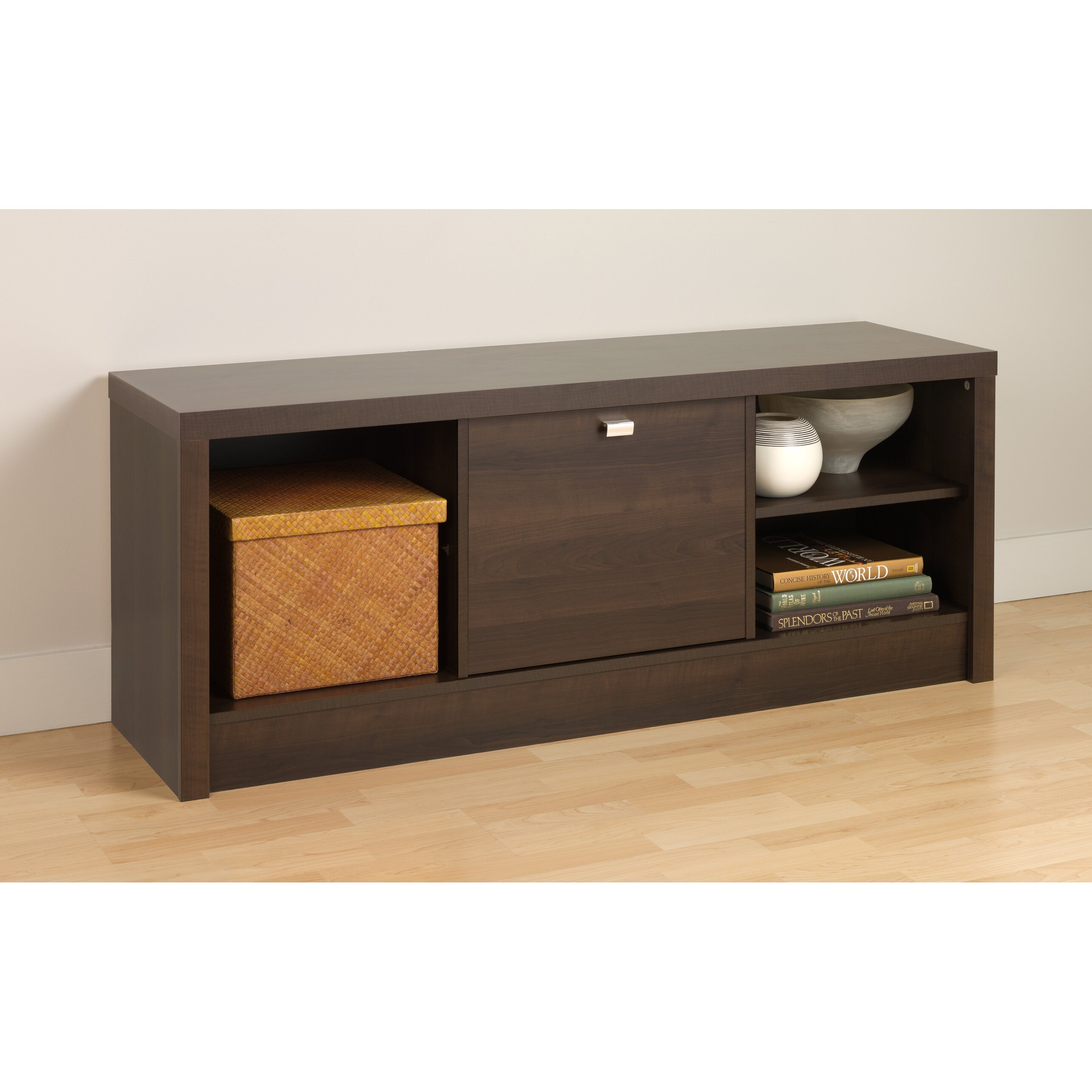 Prepac Bedroom Cubbie Storage Bench Reviews Wayfair