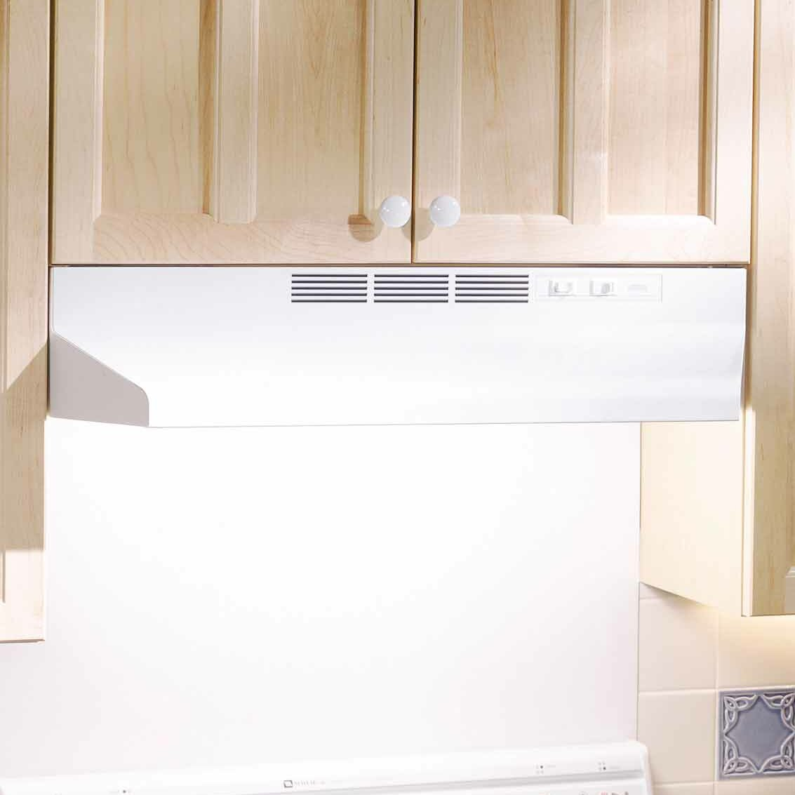 ductless range hood under cabinet broan 30 quot ductless cabinet range amp reviews 15078