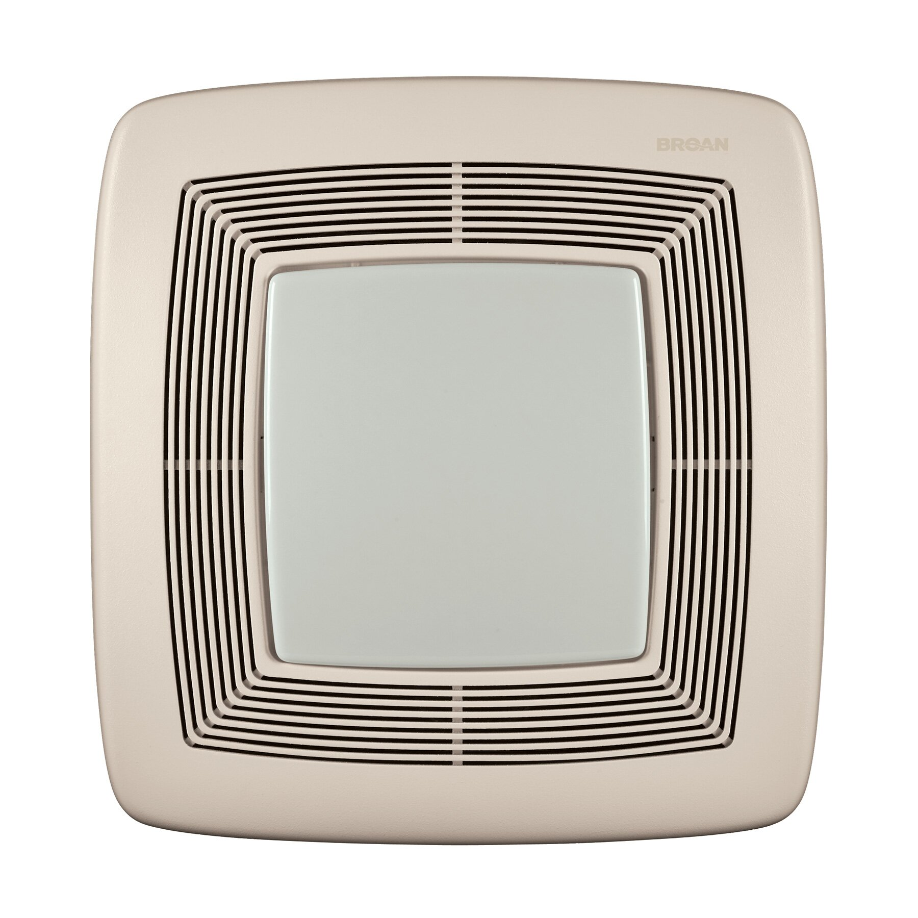 Broan 110 CFM Energy Star Bathroom Fan with Light ...
