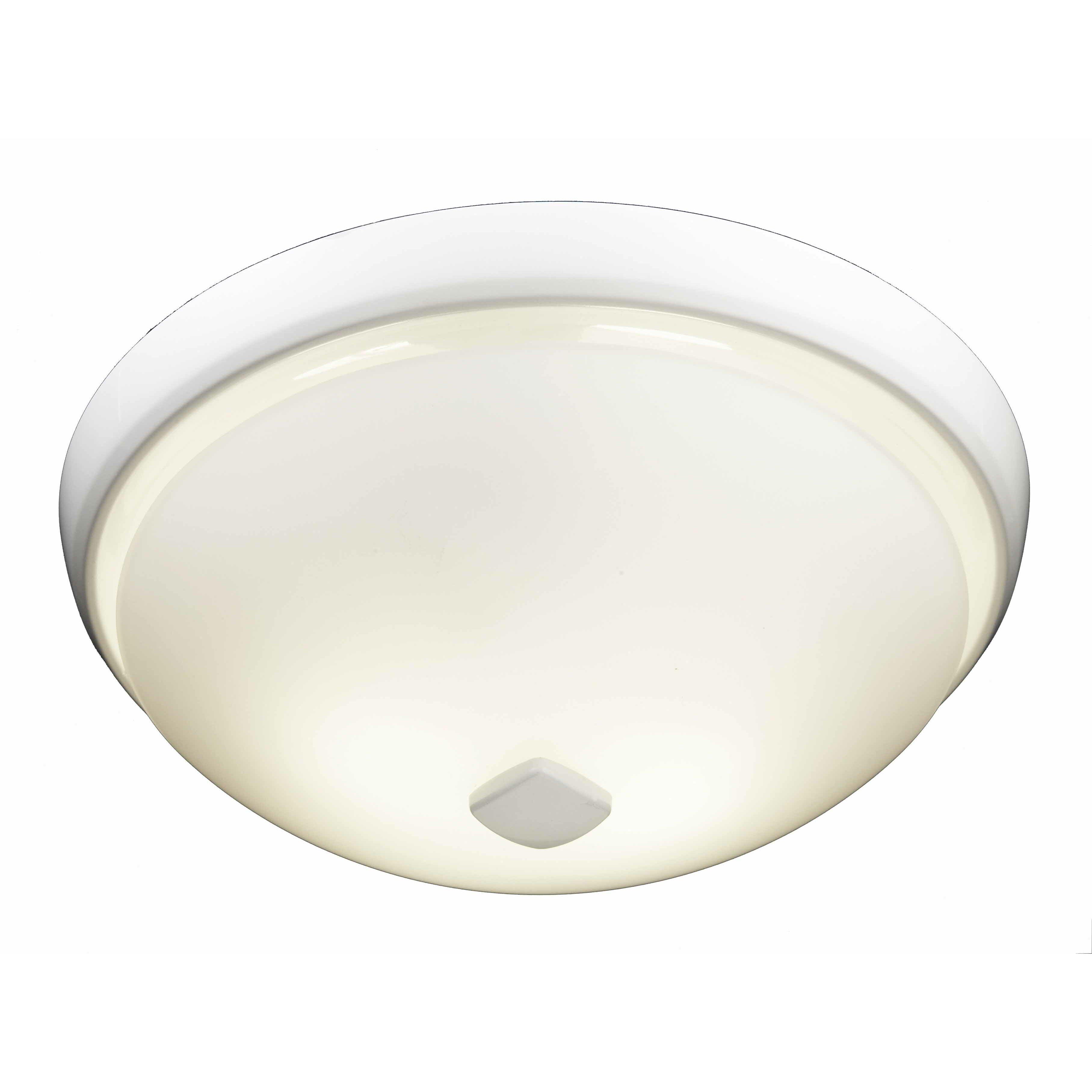 Broan 80 Cfm Energy Star Bathroom Fan With Light Wayfair
