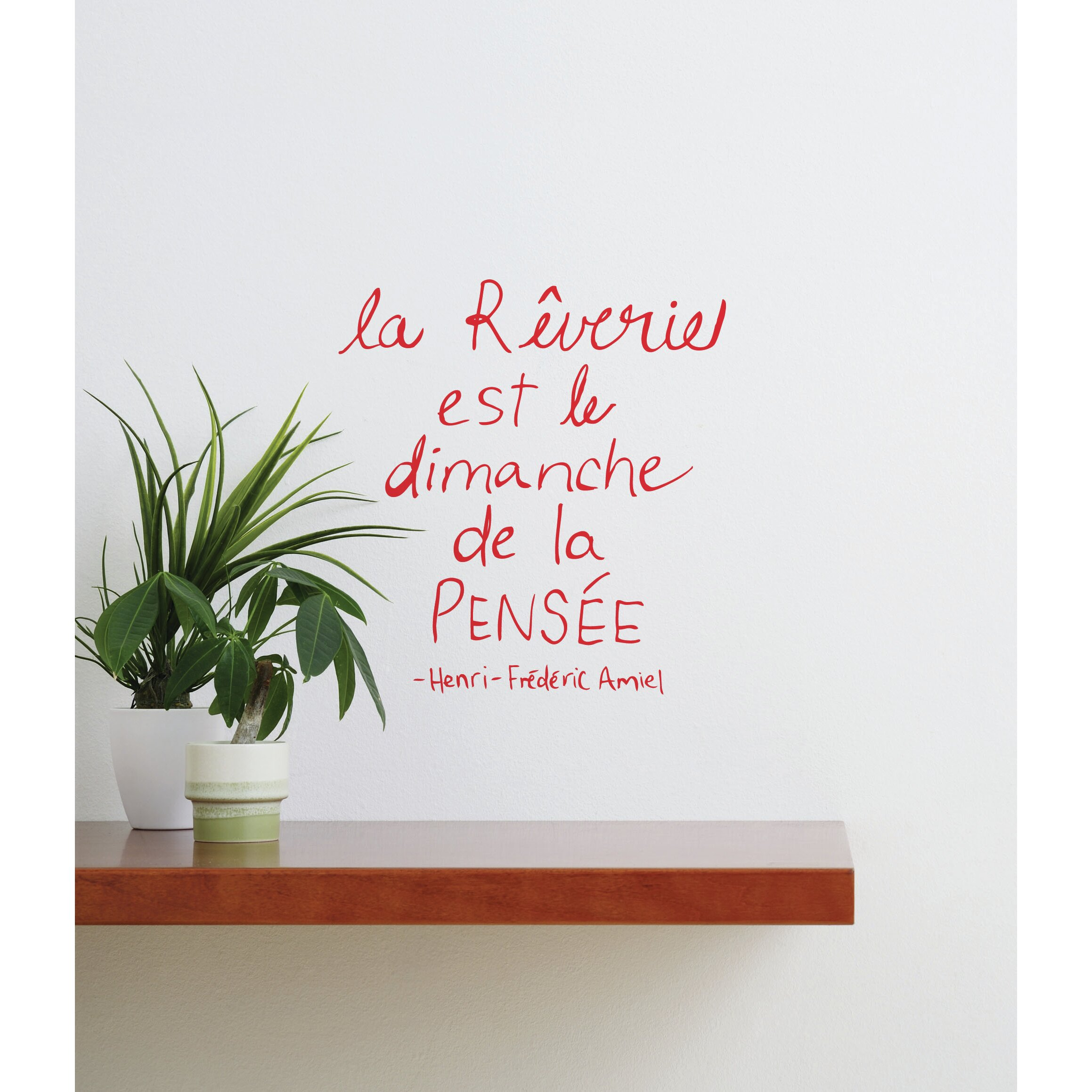 Wall Art Stickers Next Day Delivery : Adzif blabla r?verie wall decal wayfair