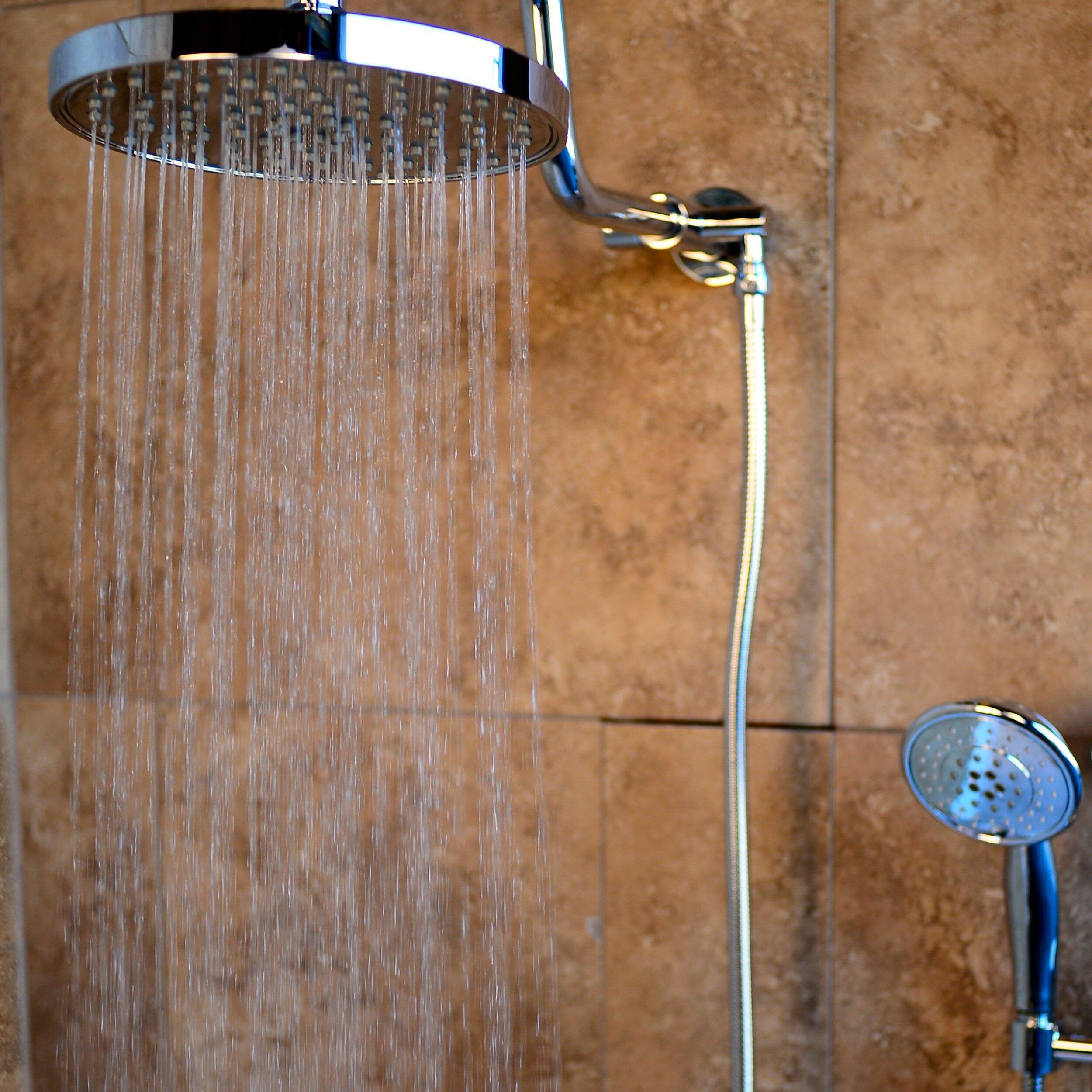 Pulse Shower Spas Aqua Rain Diverter Complete Shower