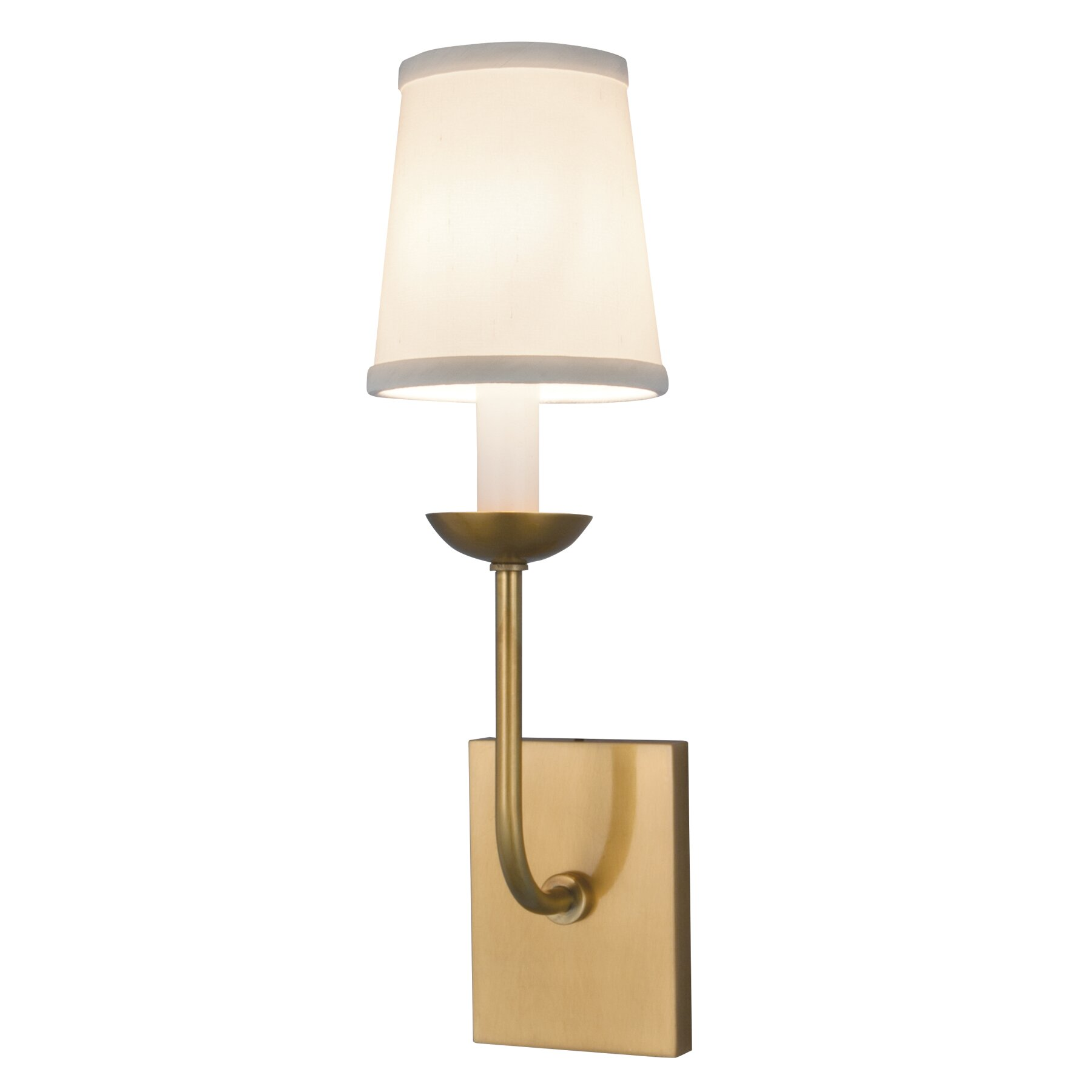 Wall Sconces At Wayfair : Norwell Lighting Circa 1 Light Wall Sconce & Reviews Wayfair