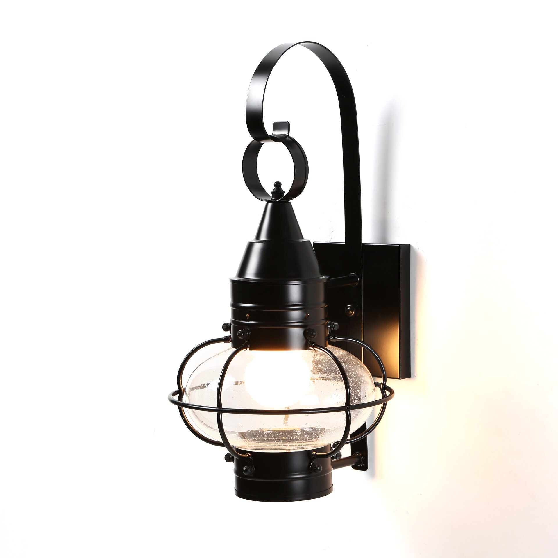 Norwell Lighting Classic Onion 1 Light Outdoor Wall