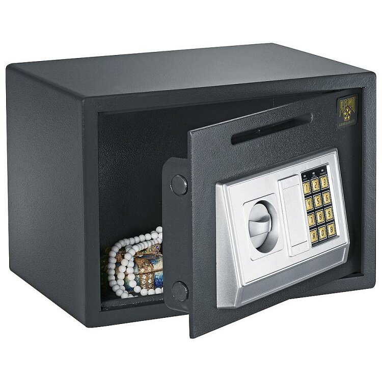 paragon safe suredrop digital keypad electronic lock depository safe reviews wayfair supply. Black Bedroom Furniture Sets. Home Design Ideas