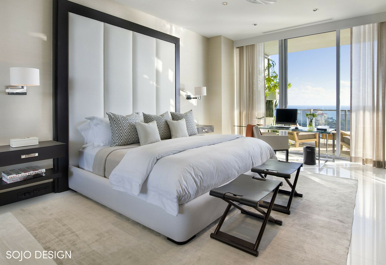 Checking in posh bedroom sale allmodern for Posh bedroom designs