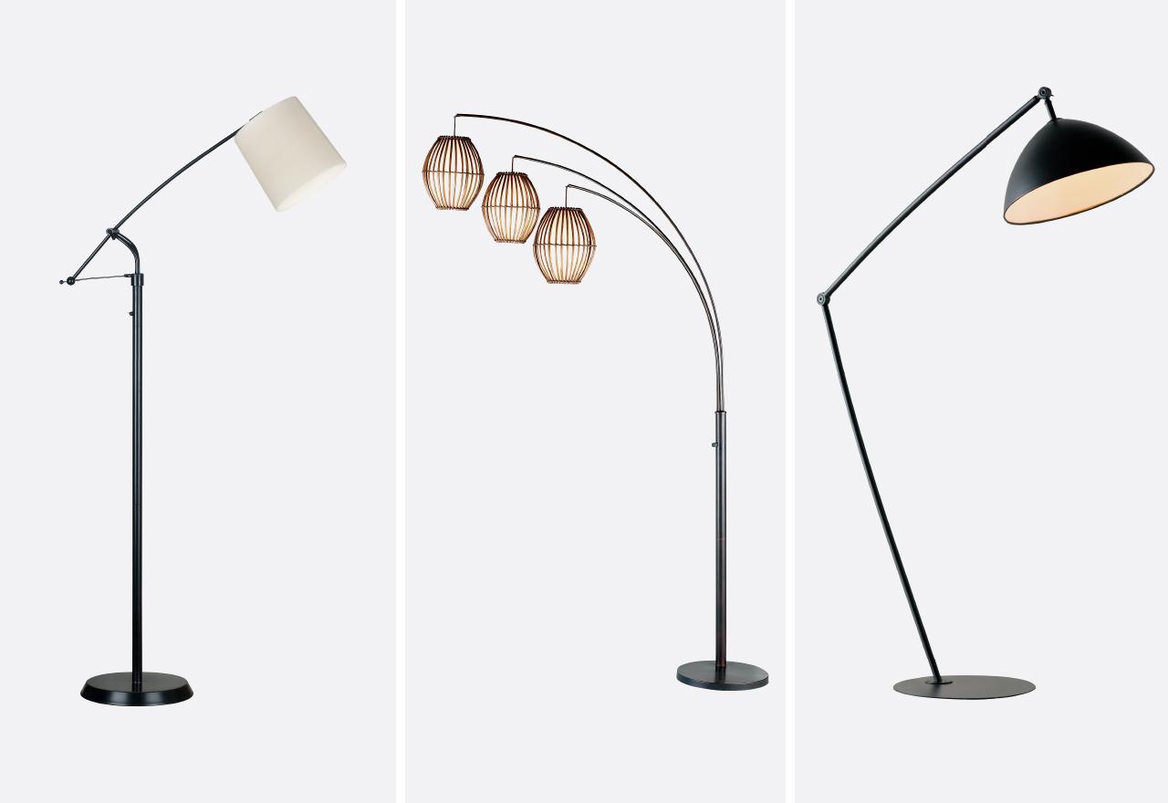 arched floor lamps sale allmodern. Black Bedroom Furniture Sets. Home Design Ideas